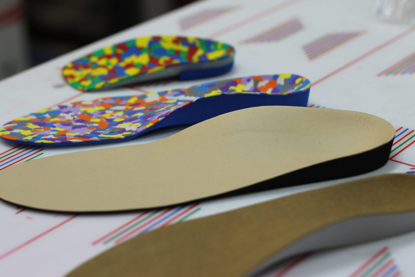 custom made soft orthotics